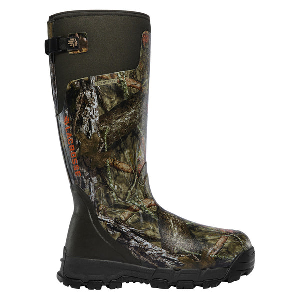 LACROSSE 376029 Alphaburly Pro 18in 1000G Mossy Oak Break-Up Country Boots