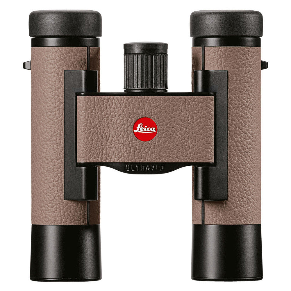 Leica 40635 Ultravid Colorline 10x25mm Aztec Beige Binocular