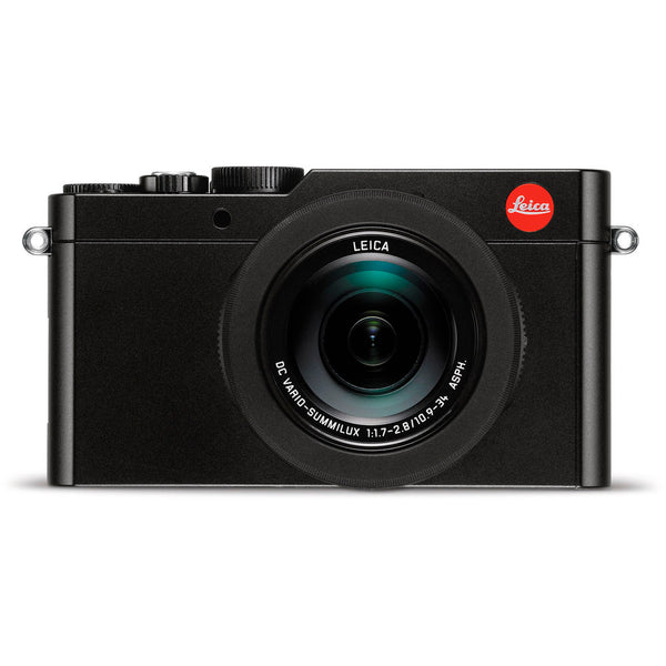 LEICA D-Lux Camera Typ 109 Black Digital Camera (18471)