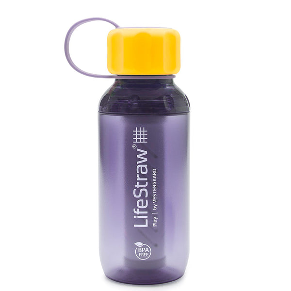 LIFESTRAW LSPY01SL01 Play Slate Water Filter Bottle