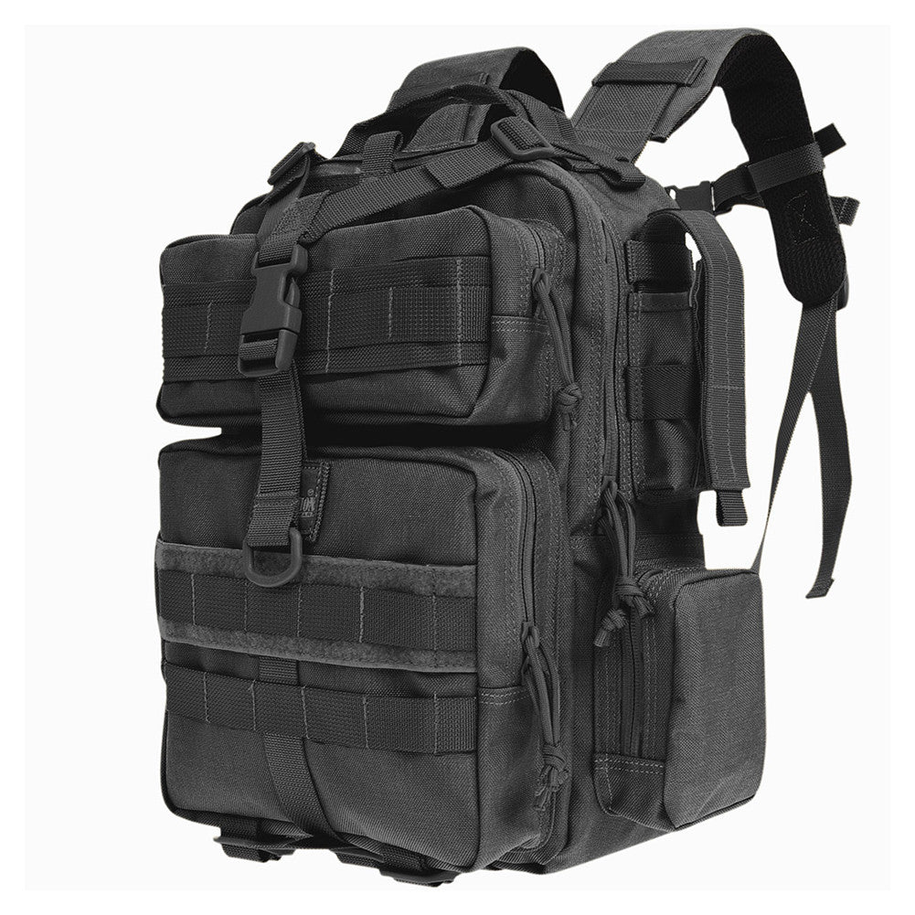 MAXPEDITION Typhoon Backpack, Black (0529B)