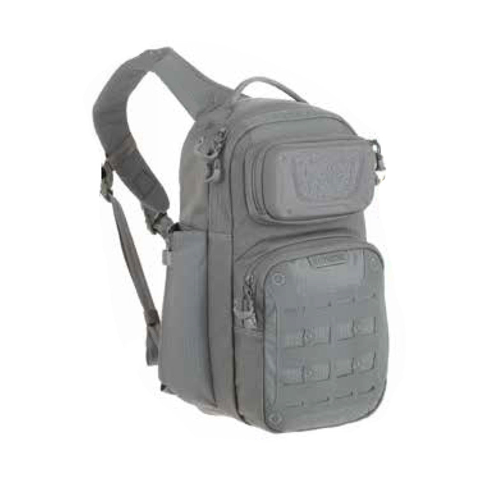 MAXPEDITION GRIDFLUX Sling Pack, Gray (GRFGRY)