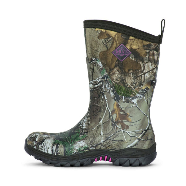 MUCK BOOT COMPANY Womens Arctic Hunter Mid Boot (AHM4RTAP)