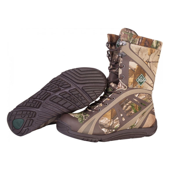 MUCK BOOT COMPANY Pursuit Shadow Mid Realtree Xtra Hunting Boot (PSM-RTX)