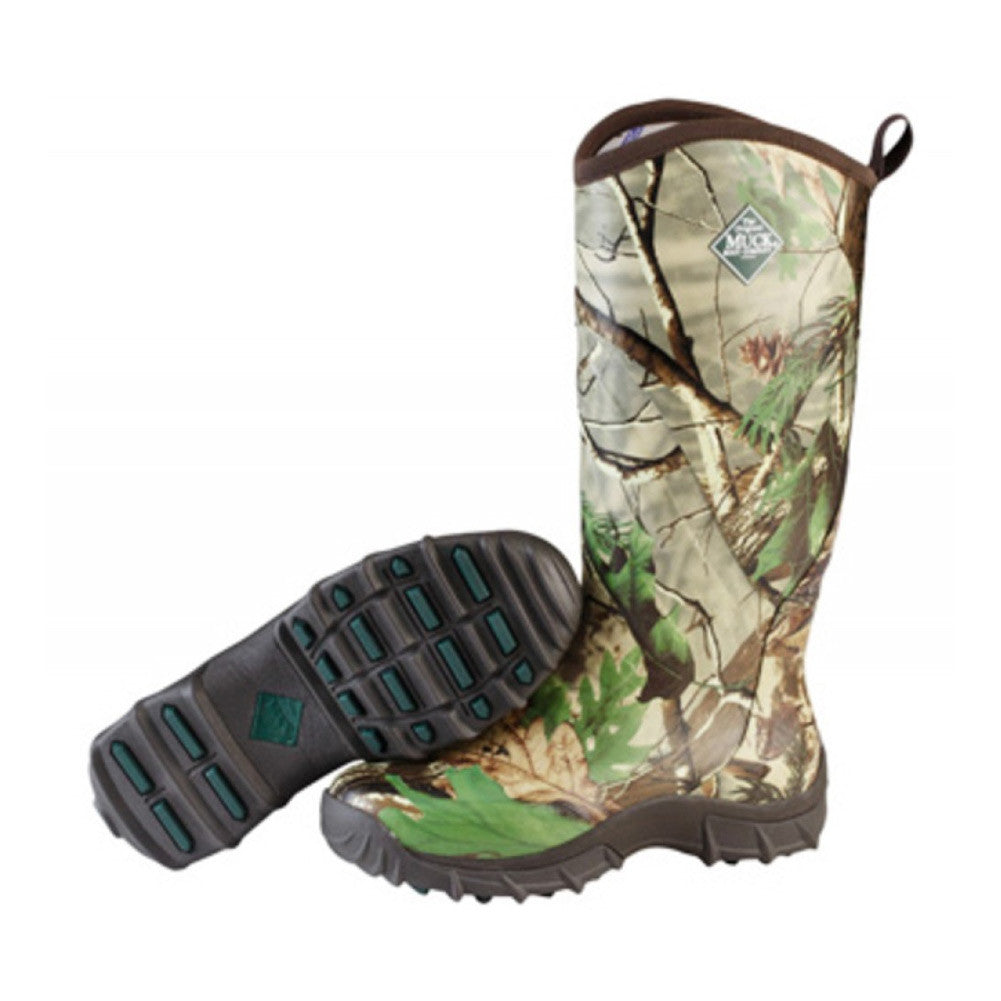 MUCK Pursuit Snake 17in Realtree APG Boots (PSN-RAPG)
