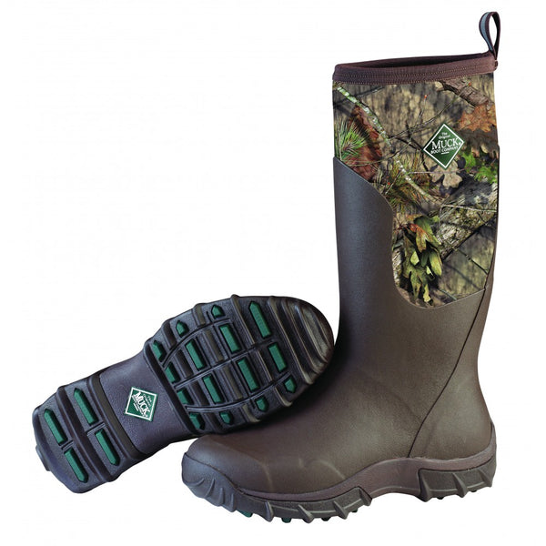 MUCK BOOT COMPANY Woody Sport Cool II Mossy Oak Break-Up Country Hunting Boot (WS2-MOCT)