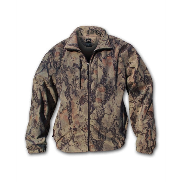 NATURAL GEAR 163 Windproof Fleece Jacket