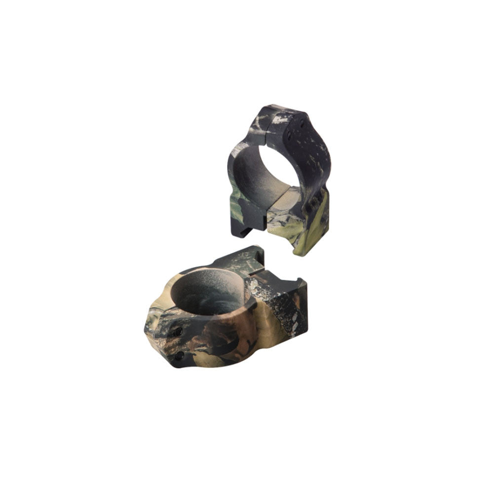 NIKON A-Series Medium Mossy Oak Brush Aluminum Scope Rings (16220)