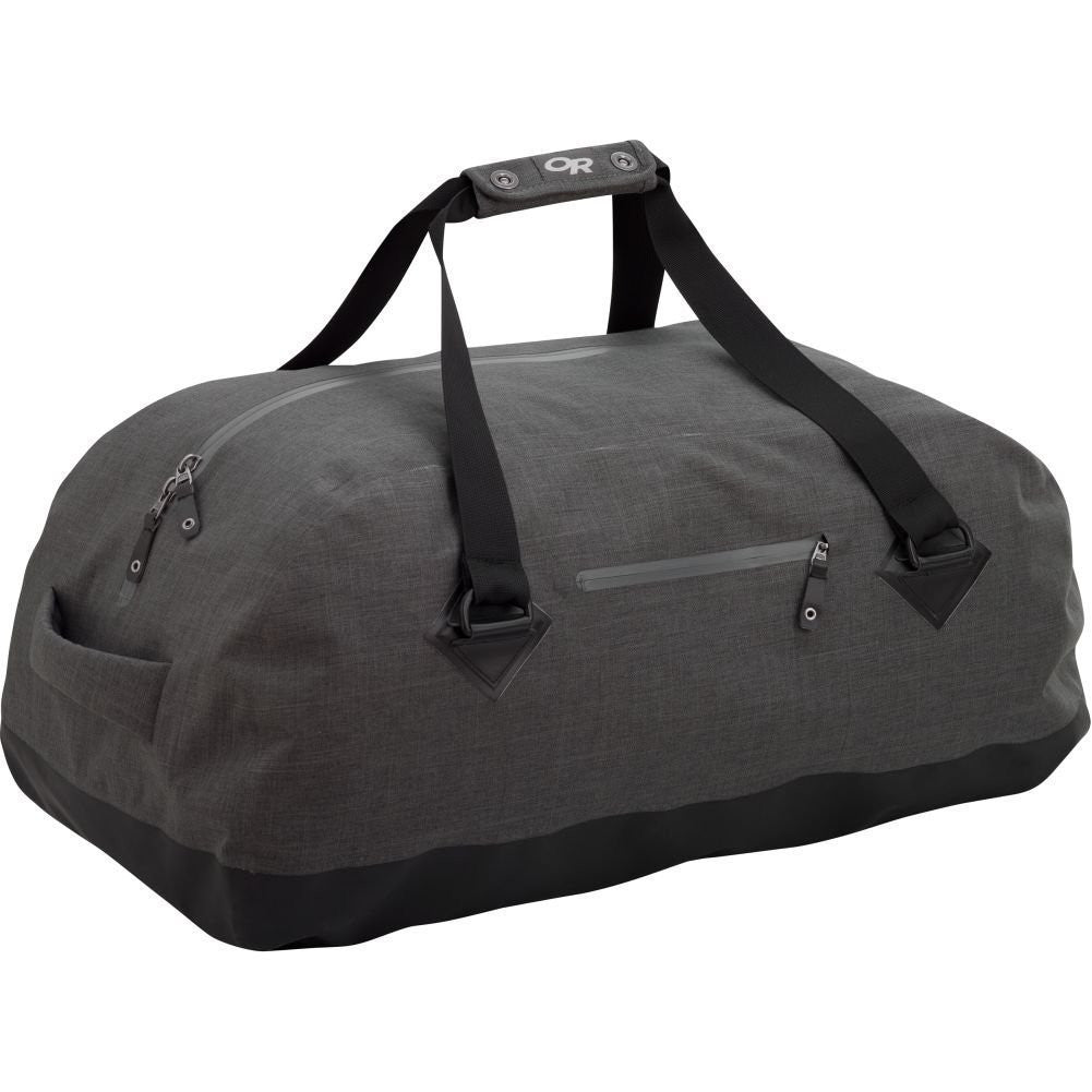 OUTDOOR RESEARCH 24511-893 Rangefinder Large Charcoal Heather Duffel Bags