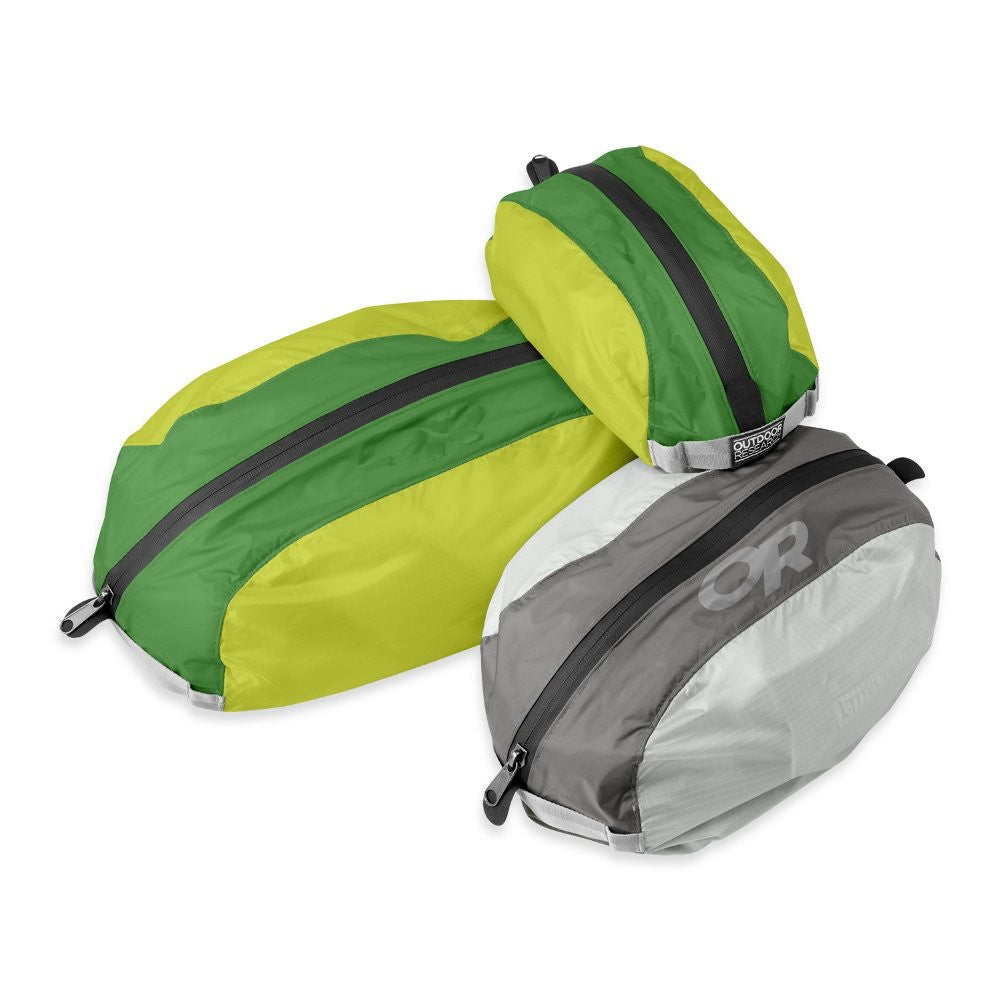 OUTDOOR RESEARCH 36402-529 Medium Lemongrass and Leaf Zip Sack