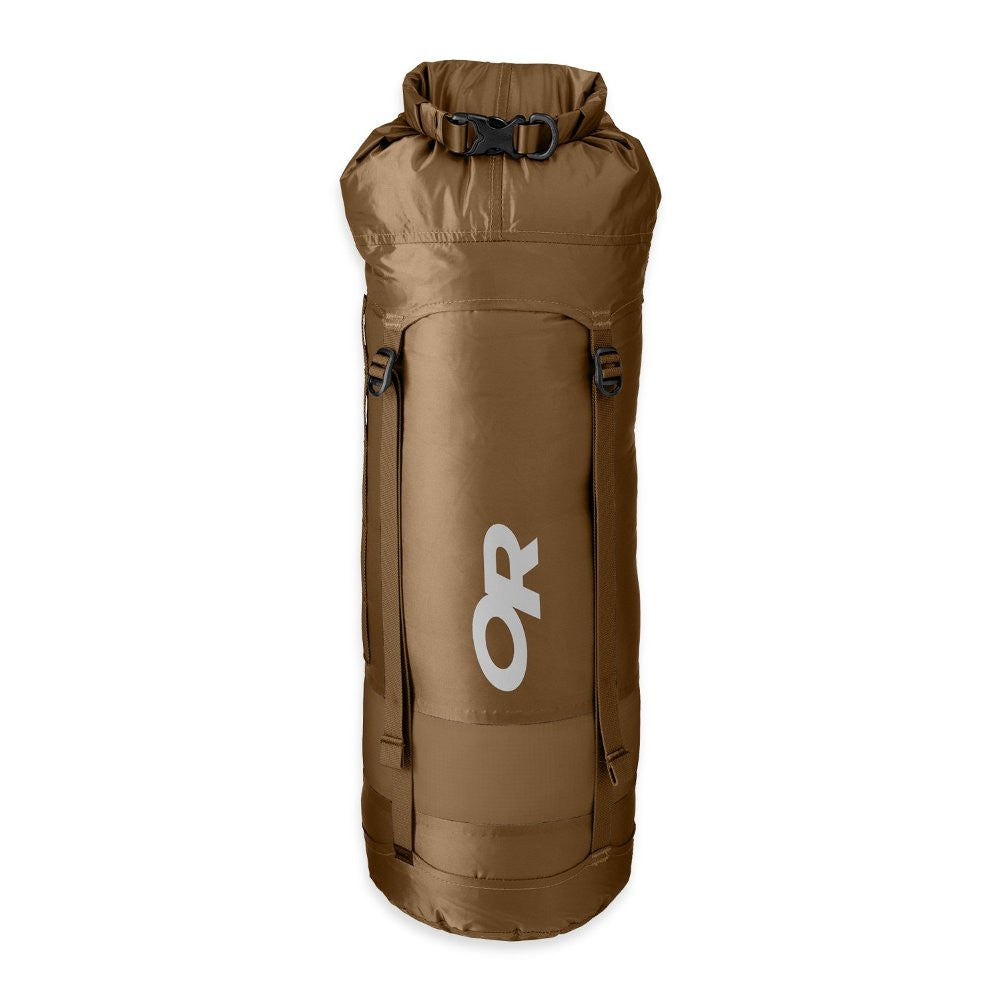 OUTDOOR RESEARCH 37530-014 Airpurge 5L Coyote Dry Compression Sack