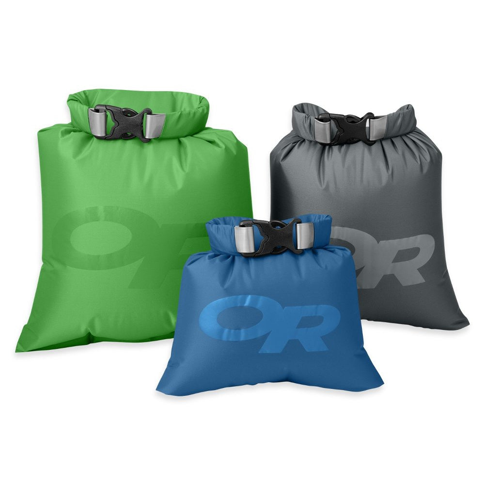 OUTDOOR RESEARCH 37932-990 3 Color Ditty Dry Sacks