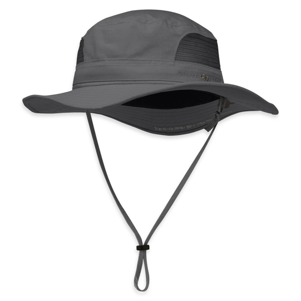 OUTDOOR RESEARCH 243482-0890 Transit Charcoal Sun Hat