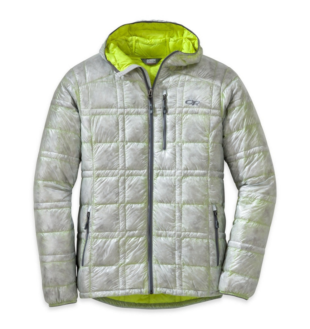 OUTDOOR RESEARCH 244806-1085 Men's Filament Alloy and Jolt Hooded Jacket