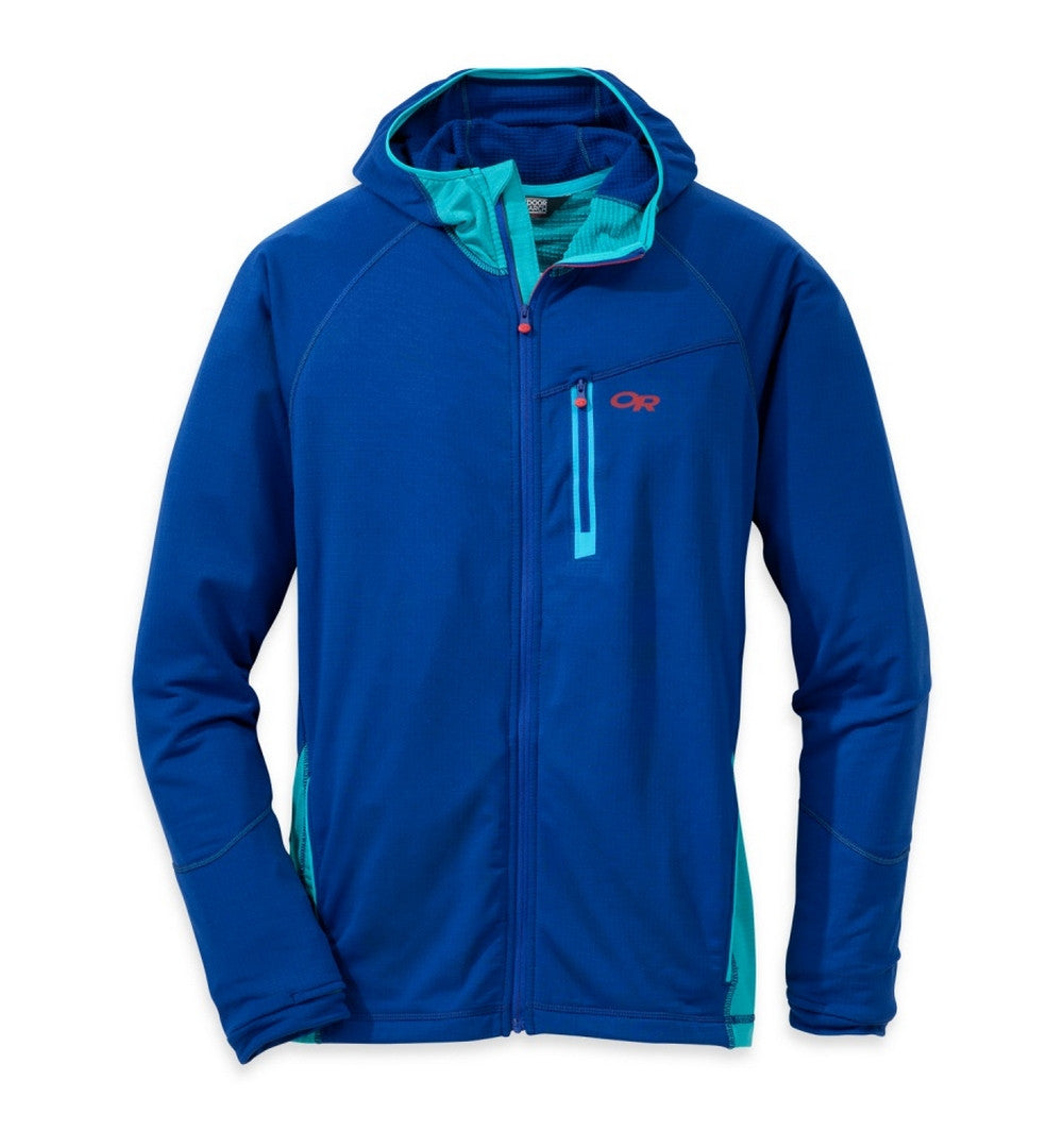 OUTDOOR RESEARCH Mens Transition Baltic and Typhoon Hoody (244828-0589)