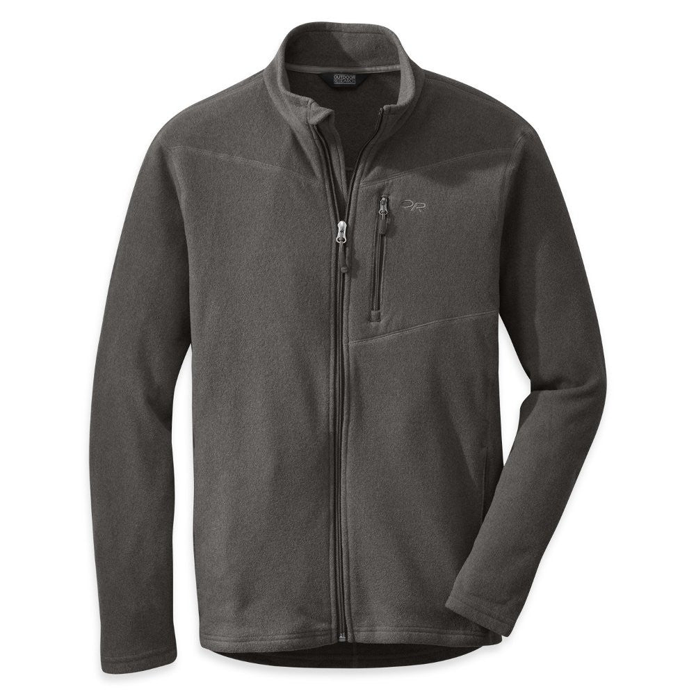 OUTDOOR RESEARCH Mens Soleil Charcoal Jacket (50980-890)