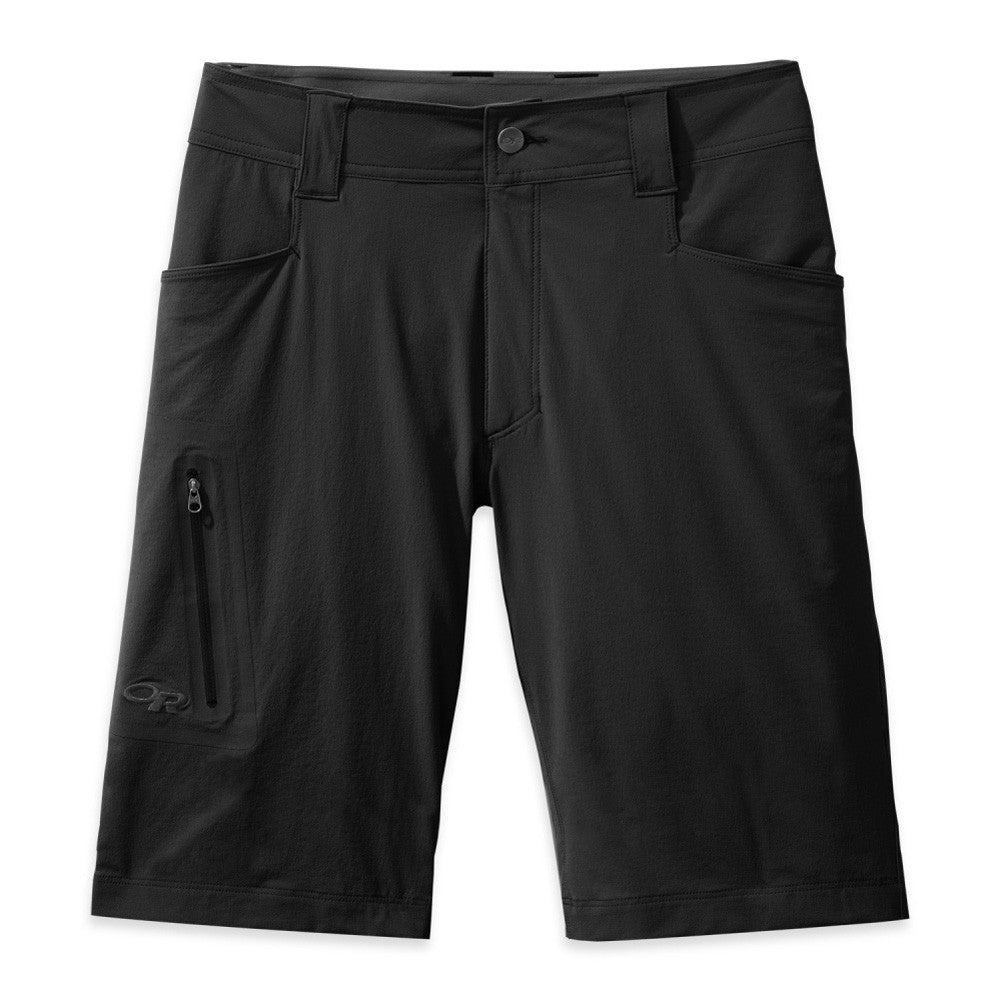 OUTDOOR RESEARCH Mens Ferrosi Black Shorts (55251-001)