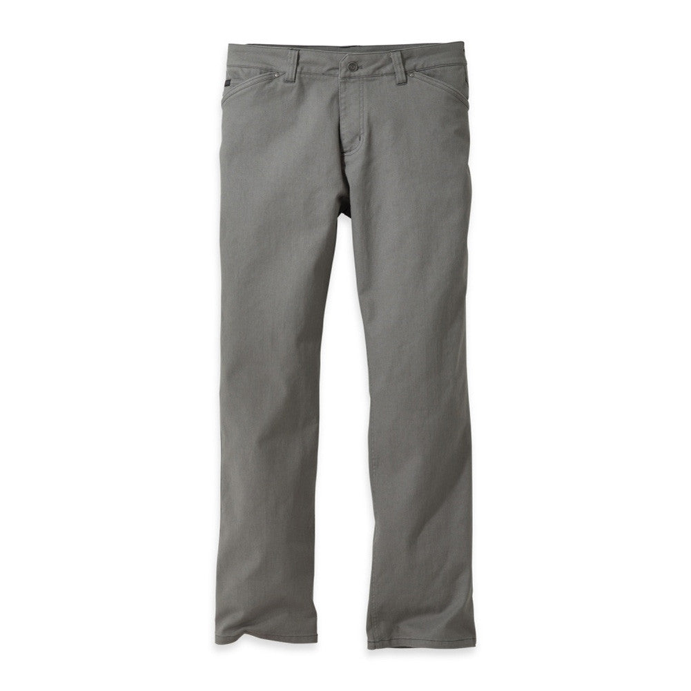 "OUTDOOR RESEARCH 55790-008 Men's Stronghold Twill 32"" Pewter Pants"