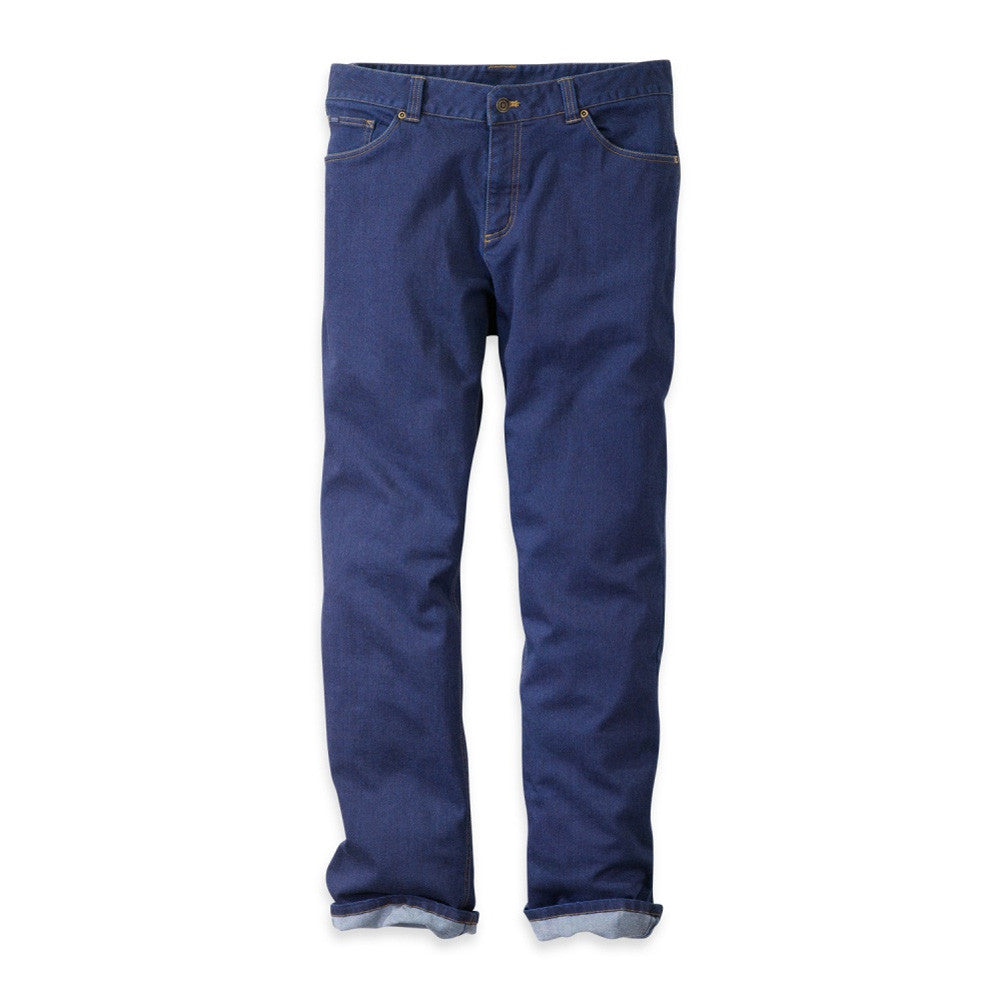 "OUTDOOR RESEARCH 55793-260 Men's Goldrush 30"" Indigo Jeans"