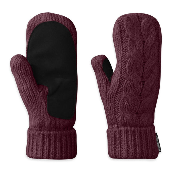 OUTDOOR RESEARCH 70136-51C Women's Pinball Pinot Mittens