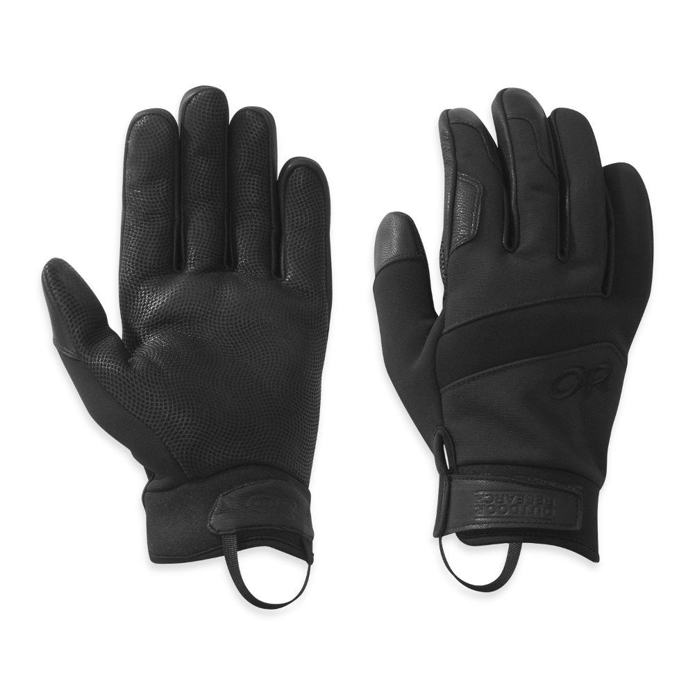 OUTDOOR RESEARCH 70163-111 Coldshot All Black Gloves