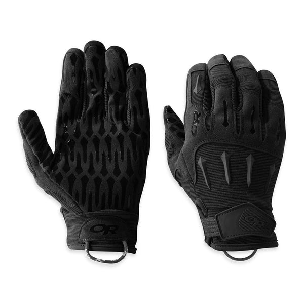 OUTDOOR RESEARCH 70290-111 Ironsight All Black Gloves