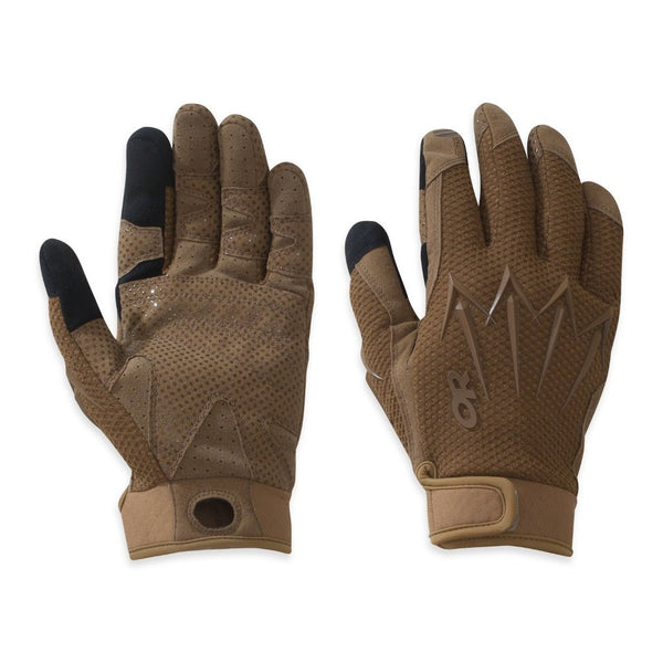 OUTDOOR RESEARCH 70292-014 Halberd Coyote Gloves