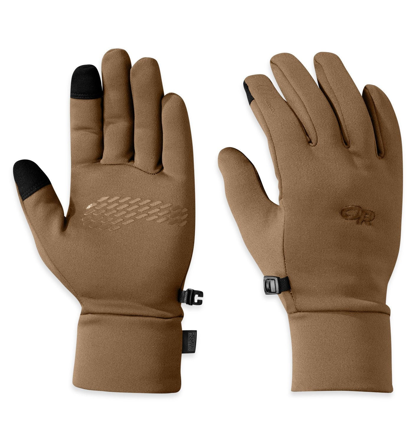 OUTDOOR RESEARCH 70603-014 Men's PL 100 Coyote Sensor Gloves