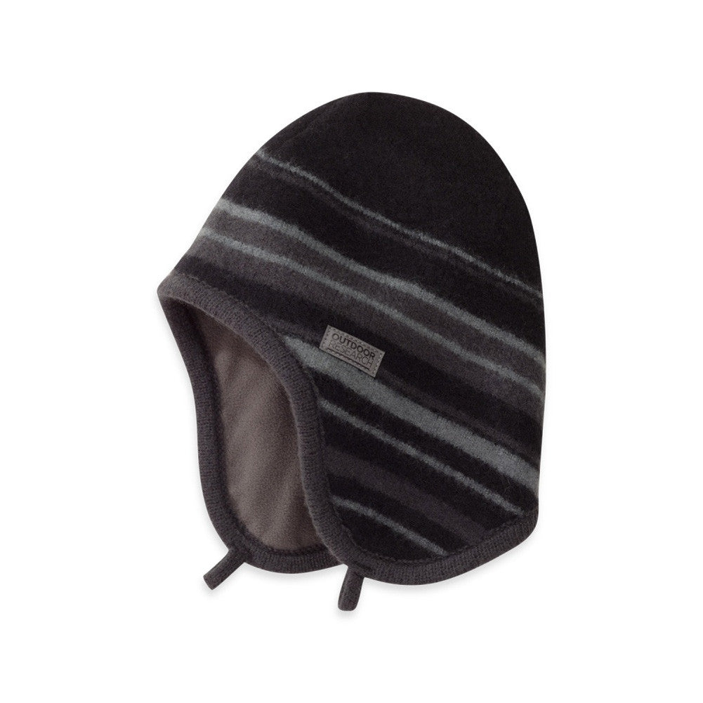OUTDOOR RESEARCH Conway Black and Charcoal Beanie (243665-0189)