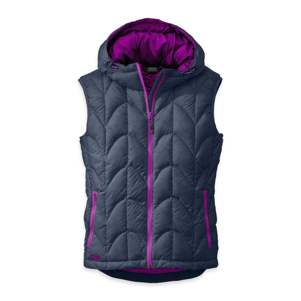 OUTDOOR RESEARCH 97581-59B Women's Aria Night and Ultraviolet Vest