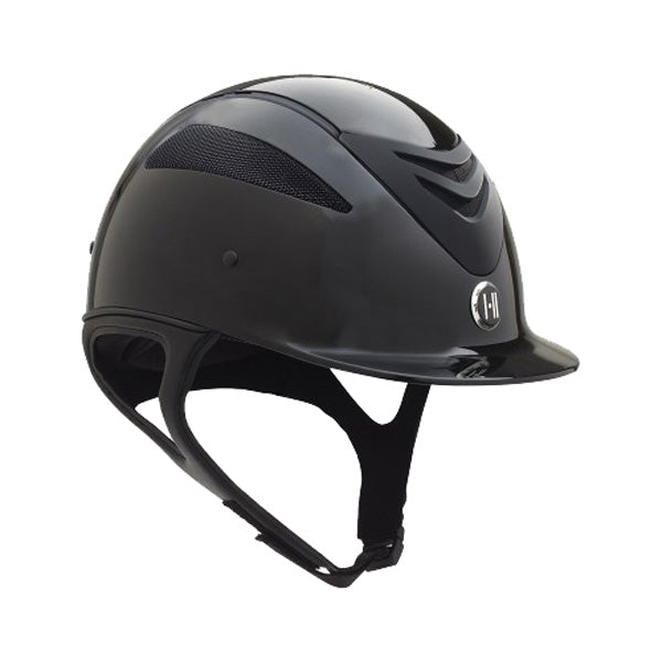 ONE K Defender Black Helmet (468259BKGLM)