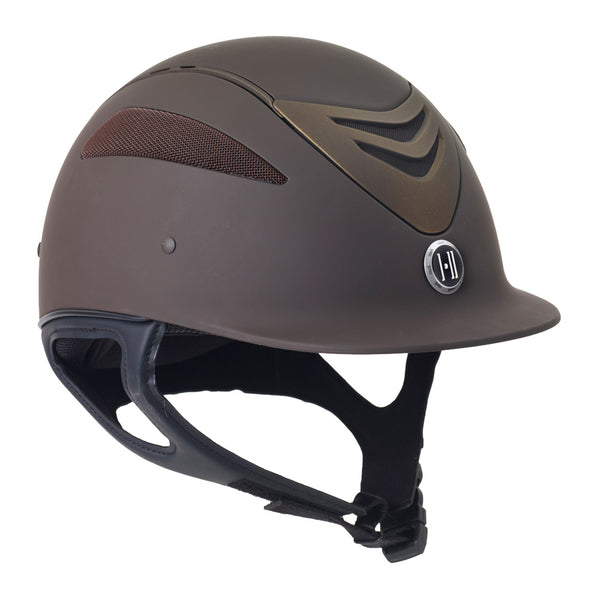 ONE K Defender Brown Helmet (468259BNMAT)