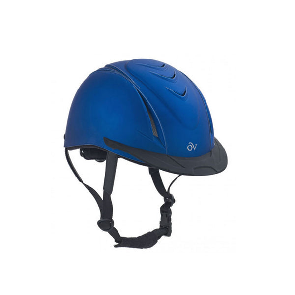 OVATION Metallic Schooler Blue Helmet (469765BLUE)