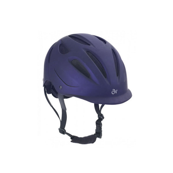 OVATION Metallic Protege Purple Helmet (469766PUR)