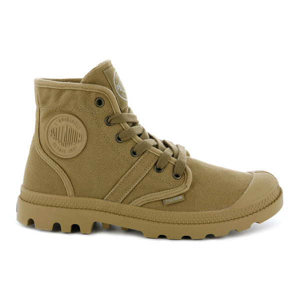 PALLADIUM BOOTS Pallabrouse Woodlin/Hny Mstrd Boot (02477-278-M)