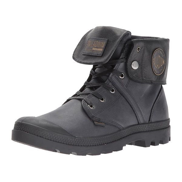 PALLADIUM BOOTS Pallabrouse Baggy L2 Black Boot (73080-008-M)