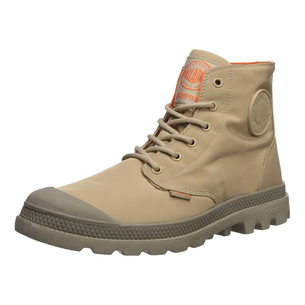PALLADIUM BOOTS Pampa Puddle Lite WP Sesame/Crockery Boots (73085-246-M)
