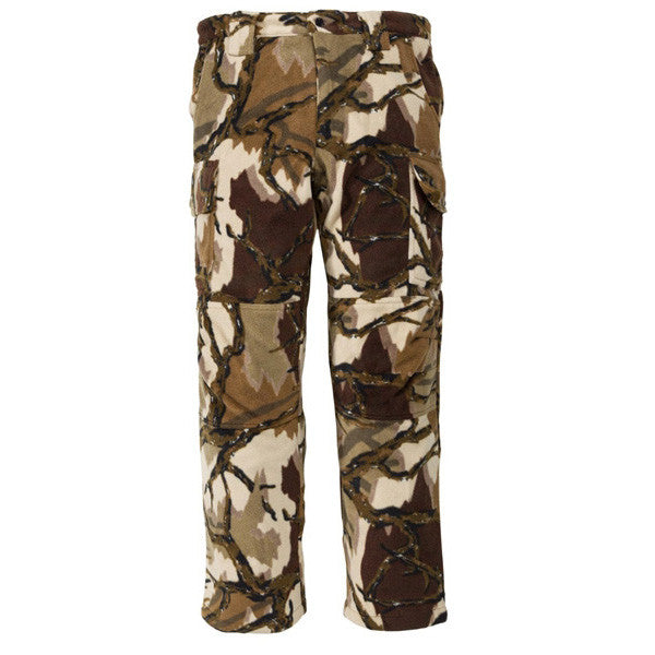 PREDATOR CAMO DC501 Brown Deception Stealth Pants