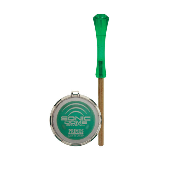 PRIMOS Sonic Dome Crystal Pot Turkey Call (248)