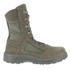 REEBOK CM8802 Mens Krios 8in Sage Green Tactical Boots