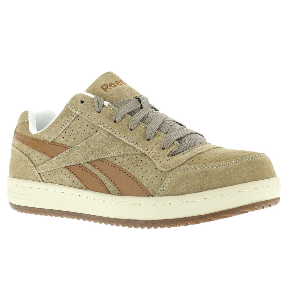 REEBOK RB1930 Mens Soyay Classic Taupe Skateboard Shoes