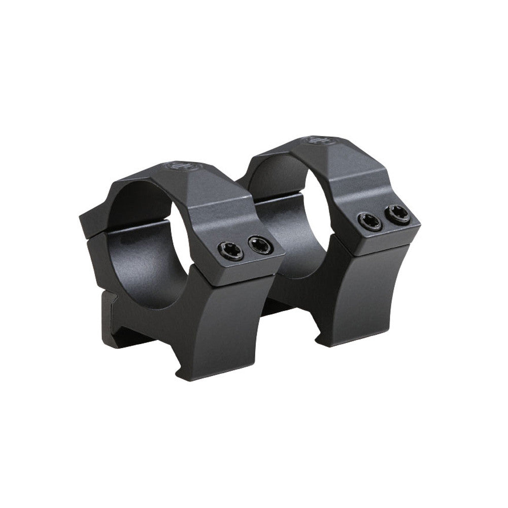 SIG SAUER SOA10007 ALPHA Hunting 1in Medium Precision Machined Steel Riflescope Rings