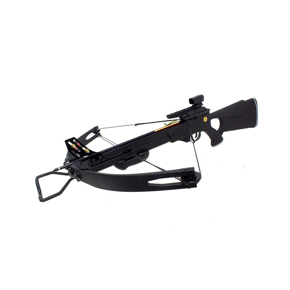 SOUTHLAND ARCHERY SAS-650B Panther 150lb Black Compound Crossbow