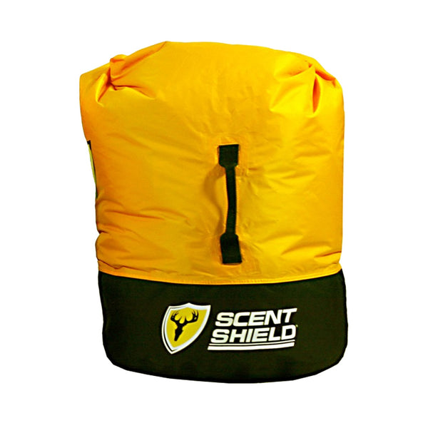 SCENTBLOCKER DBAGL S3 Yellowith Black Large Dry Bag