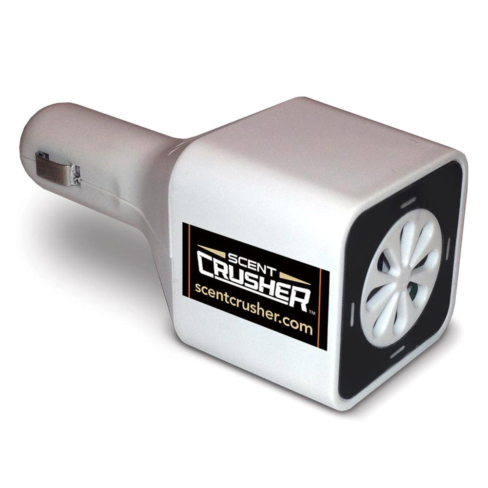 SCENT CRUSHER Ozone Go Vehicle Air Cleaner (59902-CP)