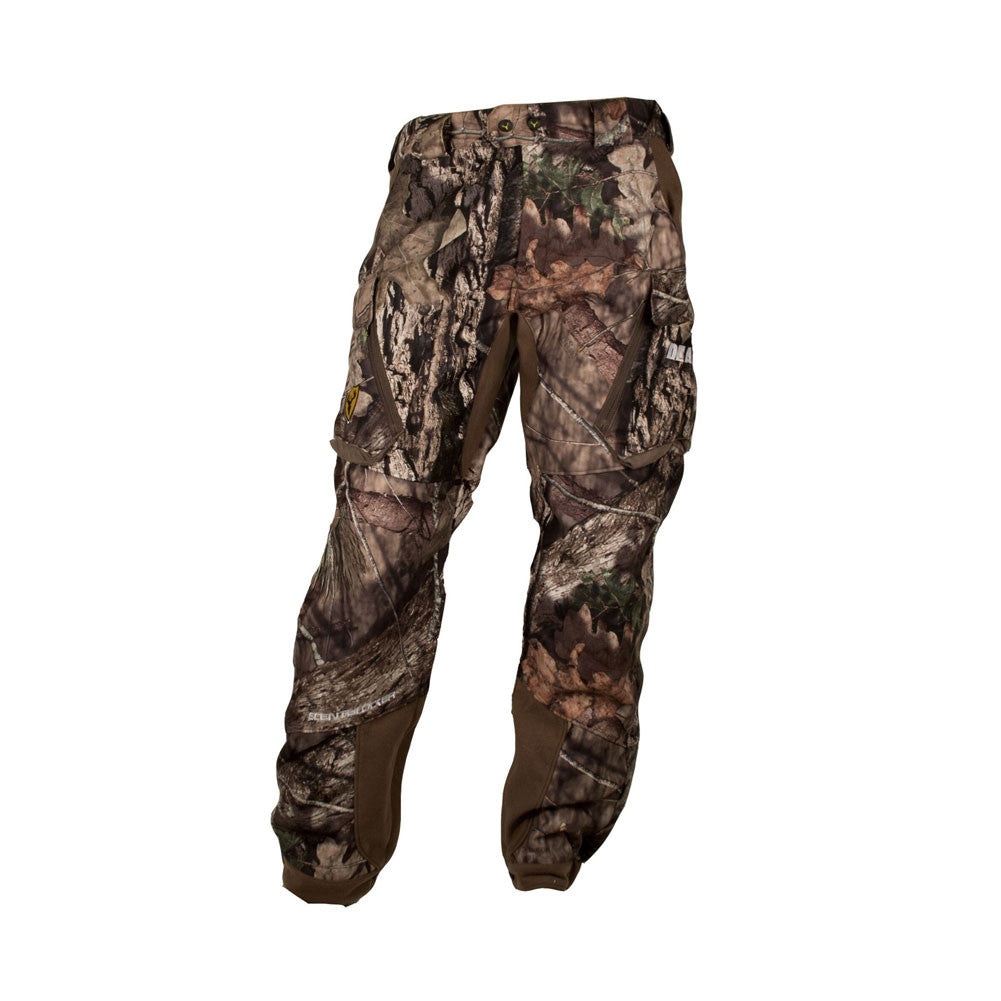 SCENTBLOCKER DQPC Trinity Dead Quiet Mossy Oak Break-Up Country Pants