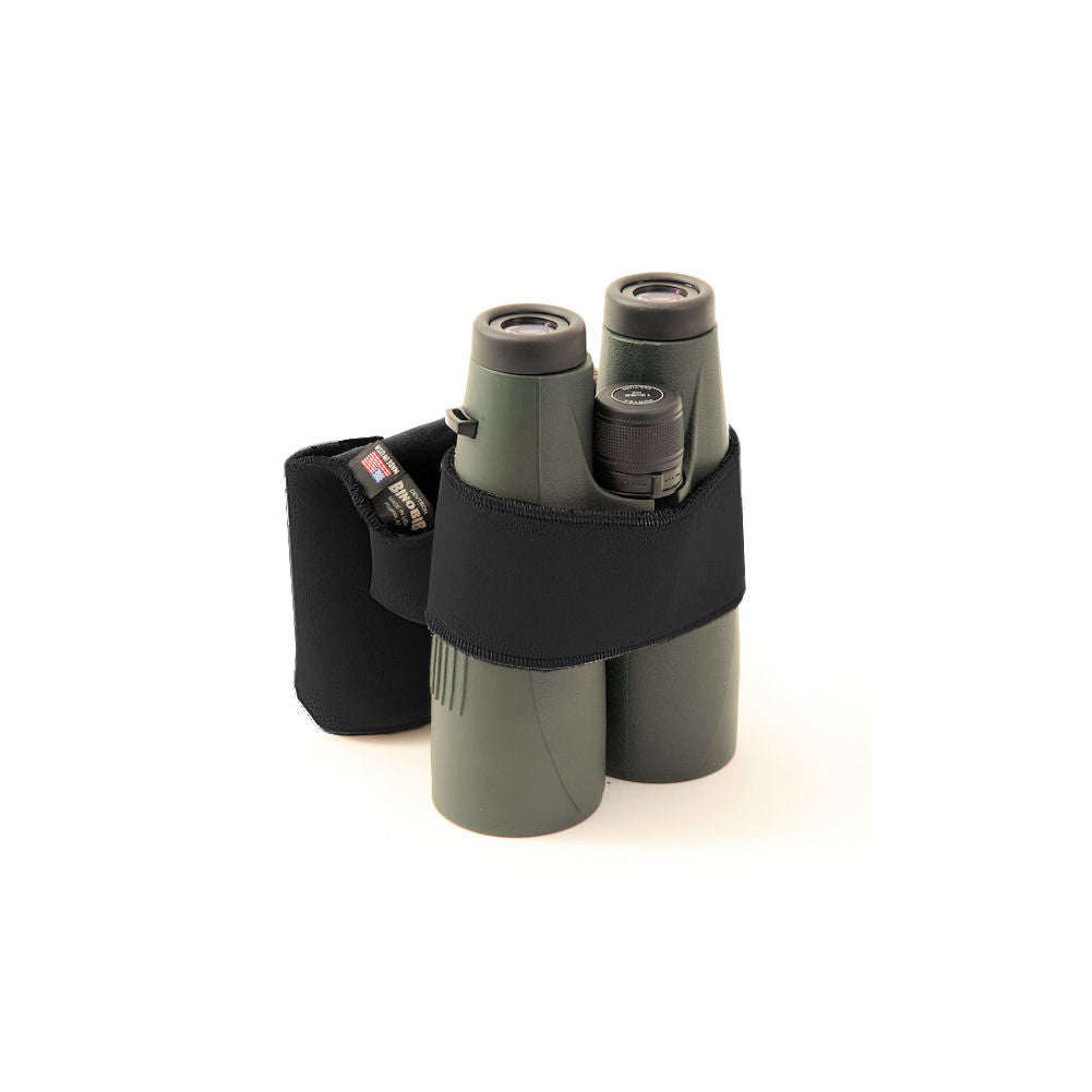 SCOPECOAT 15BR04BK Roof Prism 7.4inx8.6in Black Binocular Cover
