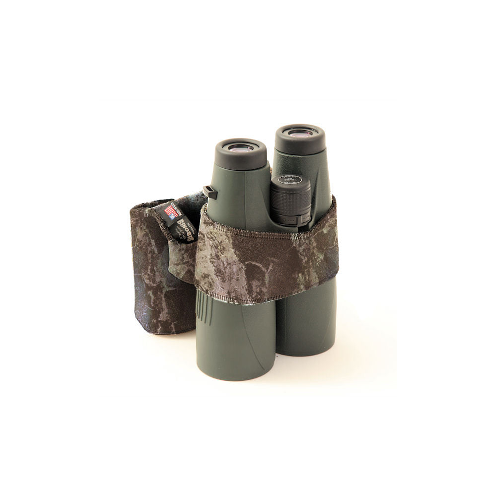 SCOPECOAT Porro Prism 6.3inx5.4in Natural Gear Camo Binocular Cover (15PP08NG)