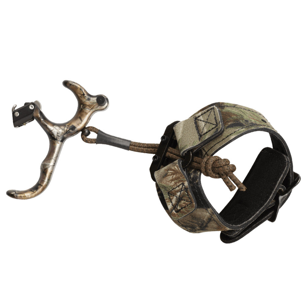 SCOTT ARCHERY 6003-HU Megahorn Realtree Back Tension Release