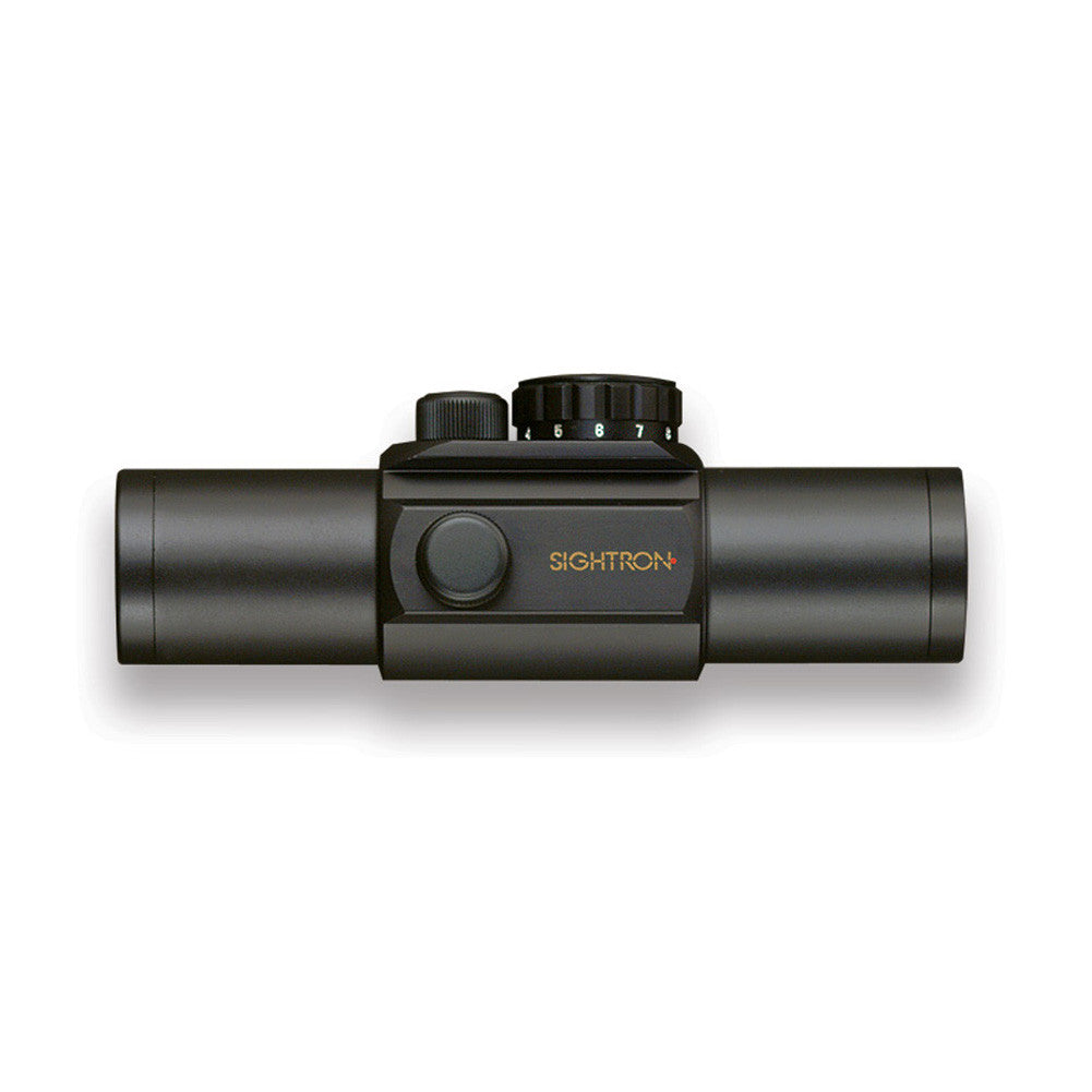 SIGHTRON 40008 Black 33mm 4 Pattern Red Dot Reticle